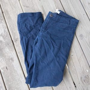 Navy blue Forever 21 pants size 4